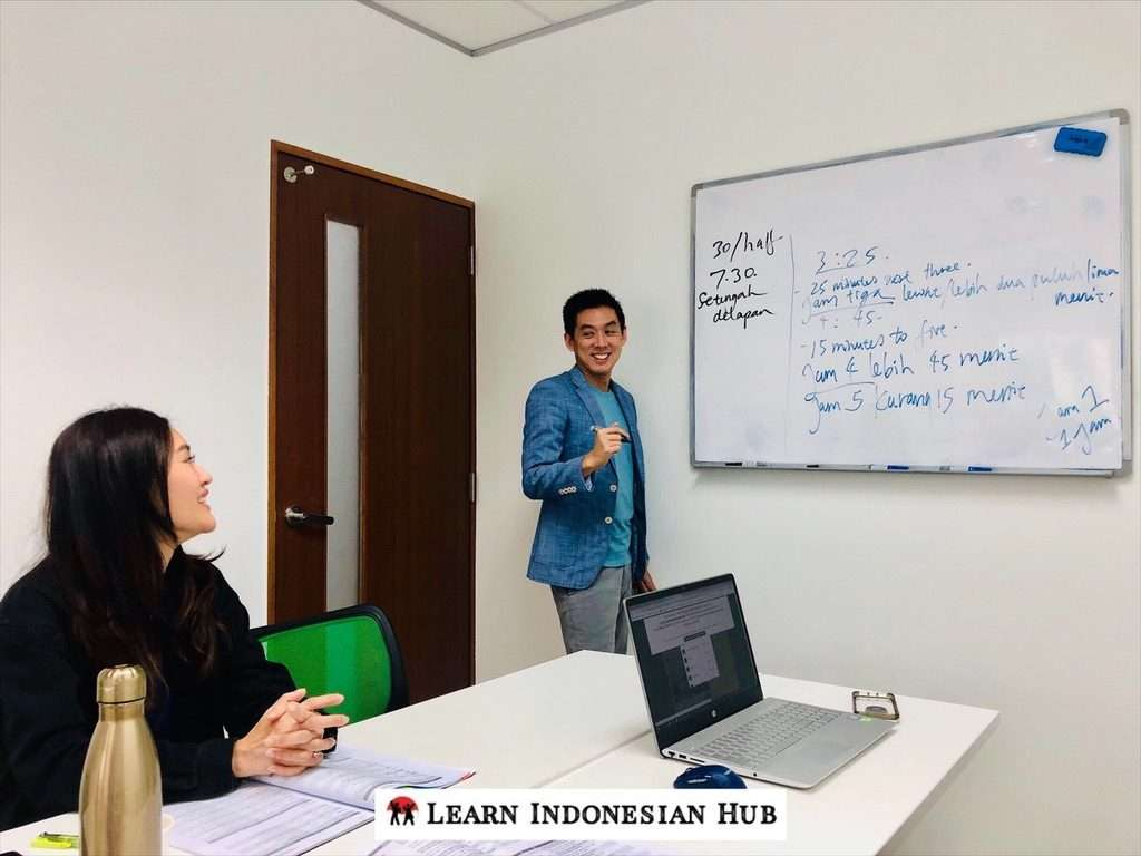 Free Preview Class - Learn Indonesian Hub